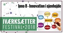 Inno8 - Innovation i øjenhøjde
