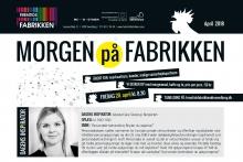 Morgen på Fabrikken: Persondatabehandling: Bryder du reglerne?